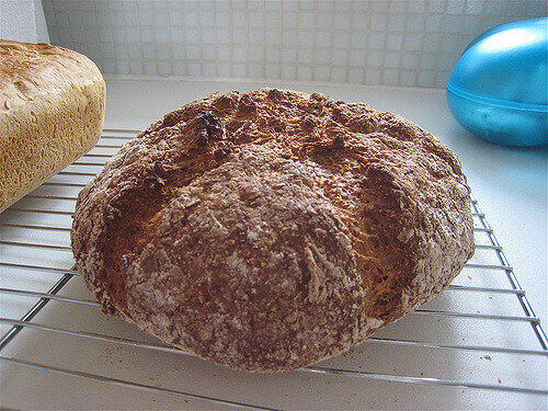 Ovenless yeast bread recipe - 5+ cooking methods